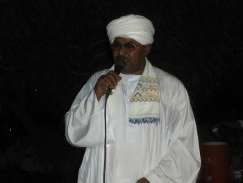 Sudanese presidential adviser Salah Gosh (Al-Rayaam)