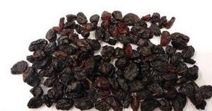 Виноград сушеный (изюм) черно-красный