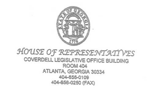 Georgia House Democratic Caucus Subcommittee Attorney