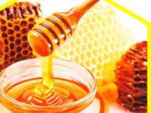 Лечение кишечника медом