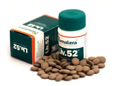 Таблетки Лив 52 - лечение дискинезии желчевыводящих путей у взрослых и детей