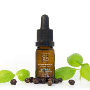 FULL SPECTRUM CBD 5% | SITBAK