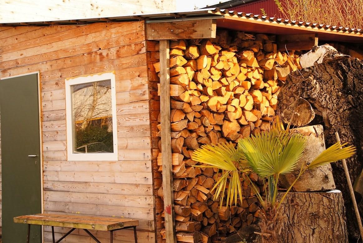 Hütte Tirol