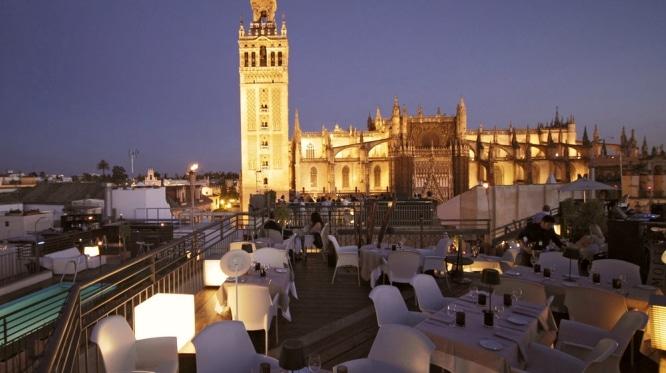Las terrazas con mejores vistas de Sevilla