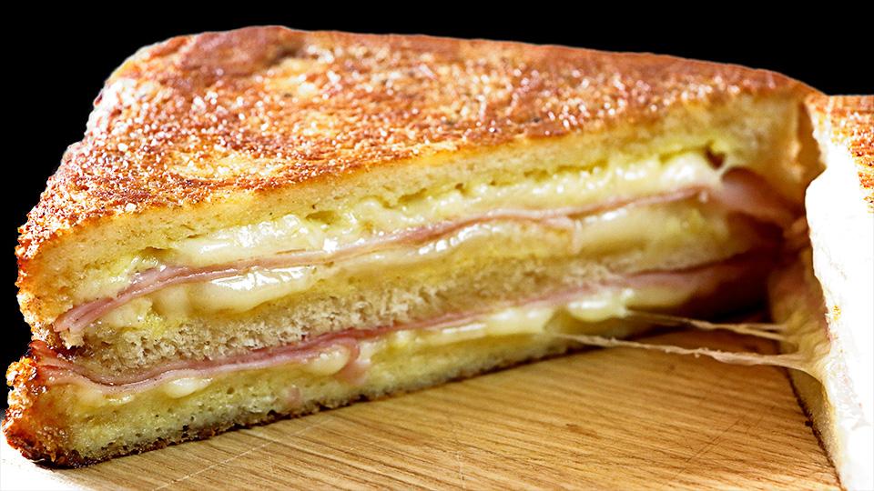 Descubre la receta original del famosísimo Sándwich Montecristo
