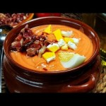 Porra antequerana y 22 recetas típicas de Málaga.