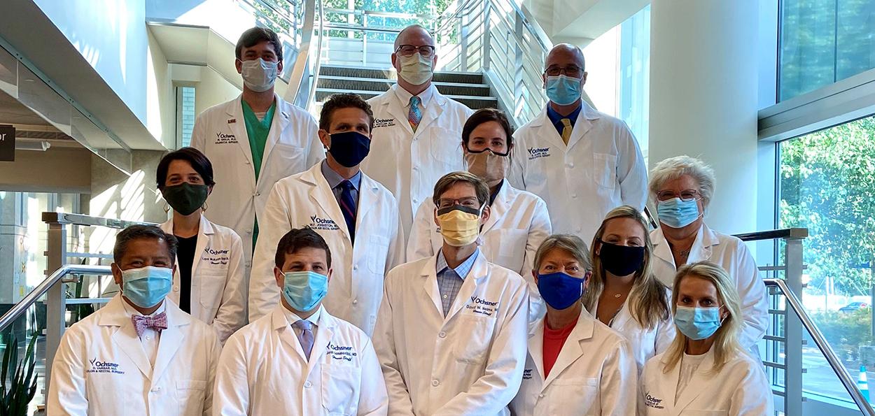 Colon & Rectal Surgery Fellowship Program   Ochsner Health