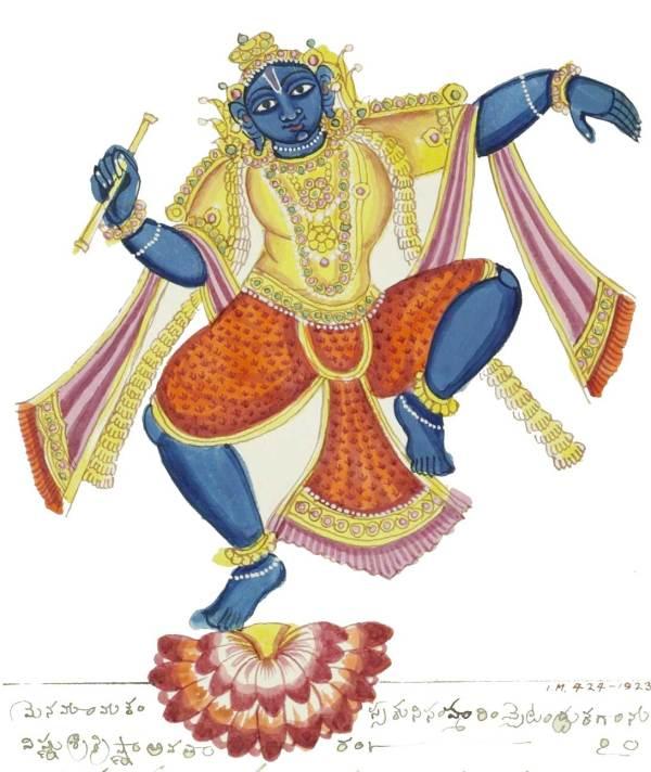 Krishna in the Bhagavad Gita- an Oxford Centre for Hindu Studies online course