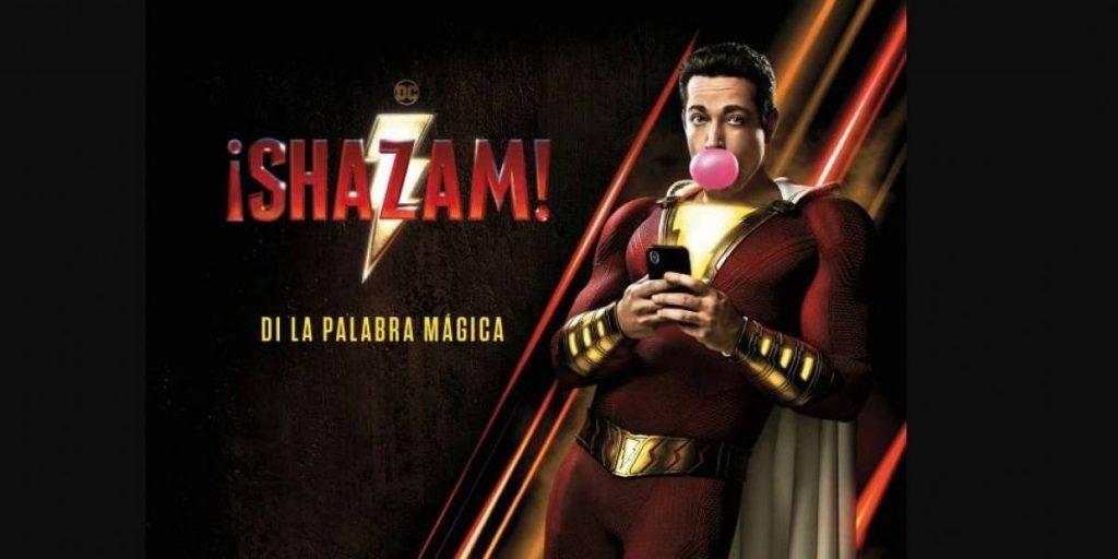 Una mala película de superhéroes para niños.