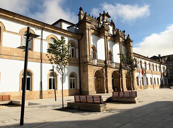 Palacio de la Diputación o San Marcos - Ocio en Lugo. Agenda ...