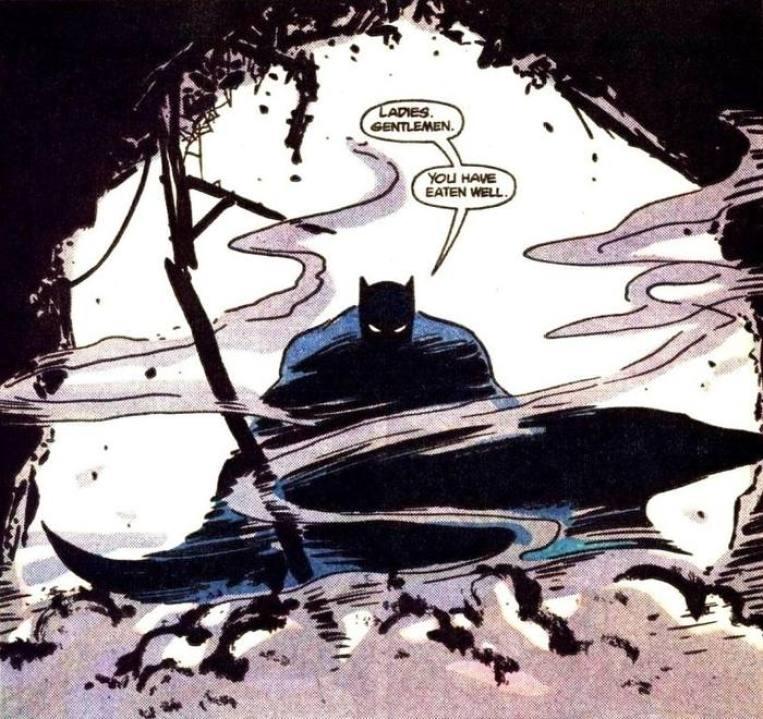 imagen: Batman año uno