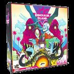Dinosaur Island - El juego de mesa -