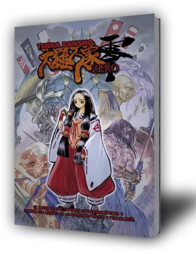 tbz2 - Tenra Bansho Zero: Rol al estilo japonés.