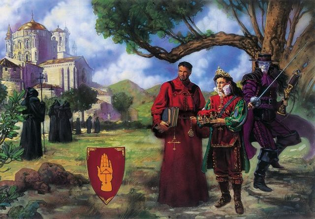 Leonardo Di Caprio, rey de España y olé.
