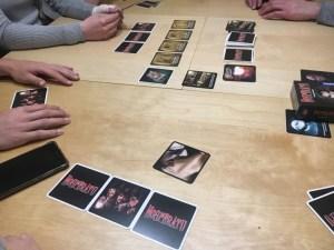 Juego de mesa Nosferatu