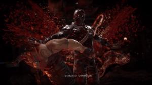 noob saibot mk11 fatality 300x169 - Gore sí, gore no, y los videojuegos