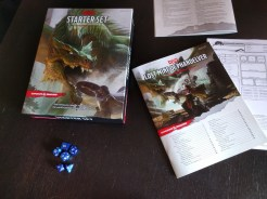 Dungeons & Dragons Caja de inicio
