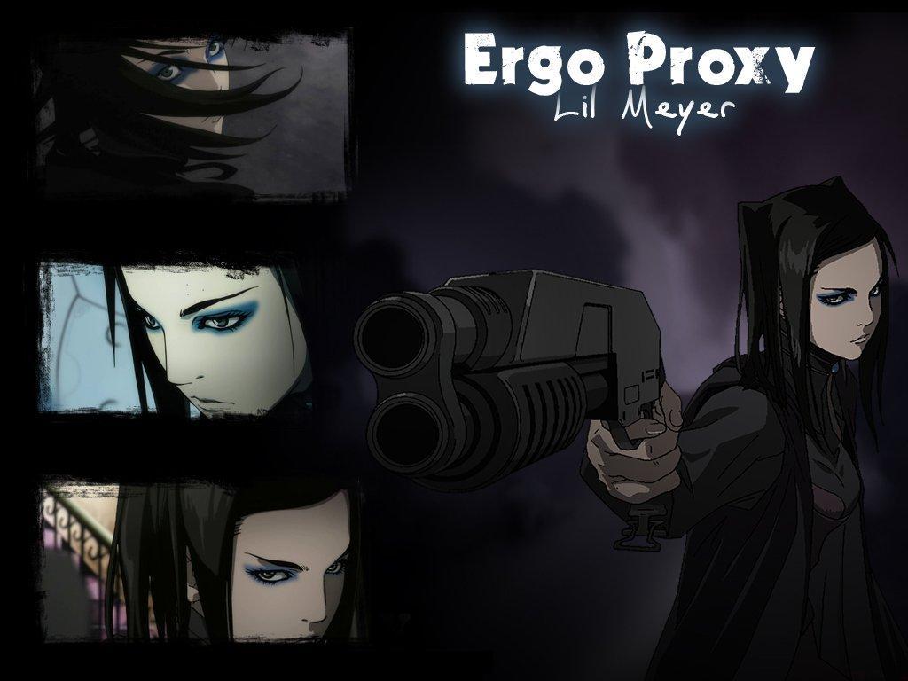 Anime Horror Wallpaper Anime Ergo Proxy Ocio Inteligente