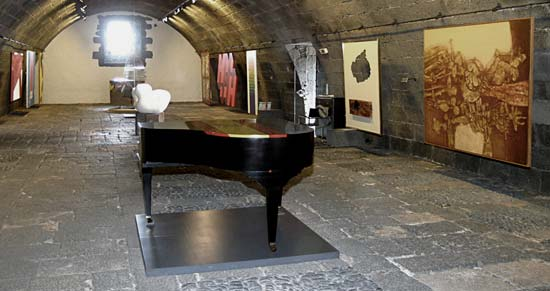 International Museum of Contemporary Art of Lanzarote