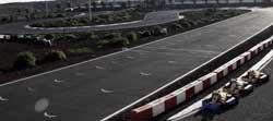 Pista de Karting en Lanzarote