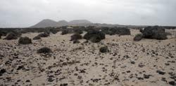 Caleta del Sebo-Montaña Amarilla-Caleta del Sebo (La Graciosa)
