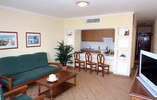 Apartamento y bungalow de Costa Sal, complejo de apartamentos de Puerto del Carmen, Lanzarote