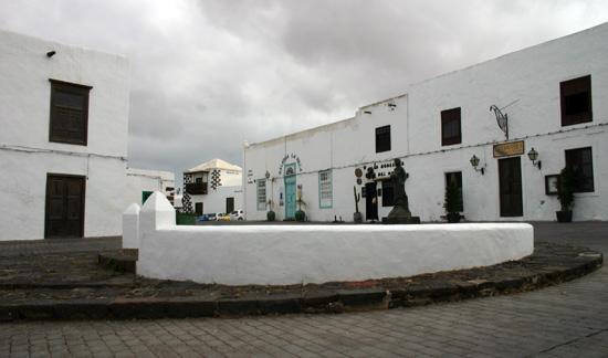 Casco histórico de Teguise