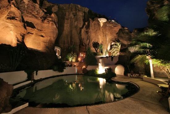 La Cueva Lagomar Nazaret  Ocio Lanzarote