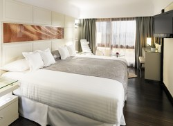 Master suite del Meliá Salinas. Costa Teguise, Lanzarote