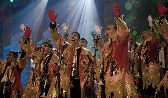 Concurso de murgas del Carnaval de Lanzarote