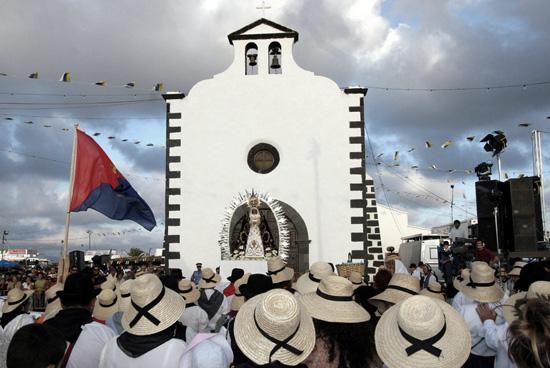 Romería de Los Dolores, Lanzarote