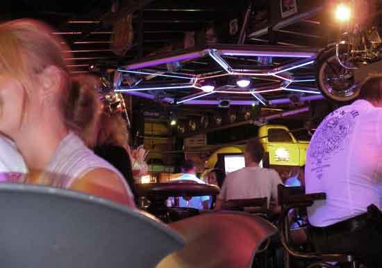 Ruta 66, vida nocturna en Lanzarote