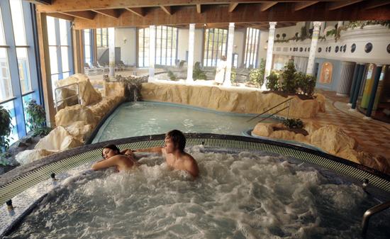 Hidroterapia Spa del Beatriz Costa Teguise, Lanzarote