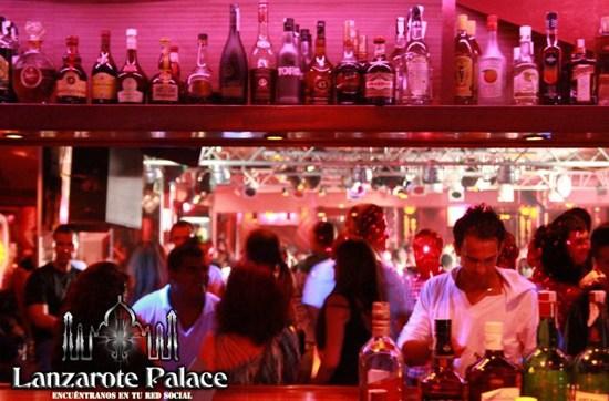 Gentes de entre 25 a 45 años es el perfil de los usuarios de la discoteca Lanzarote Palace