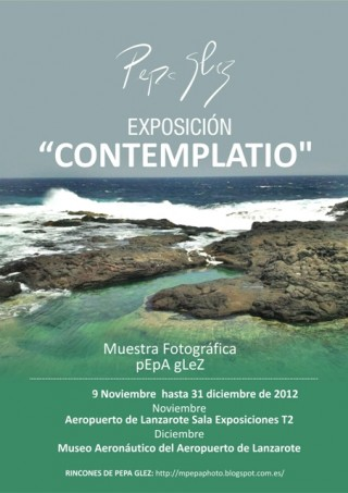 Exposición fotográfica de Pepa González en el Aeropuerto de Lanzarote