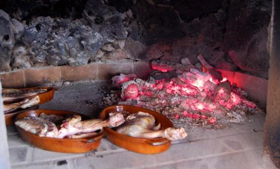 Grill del restaurante El Toro de Puerto del Carmen, de Chef Luis León