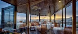 Fachada del Restaurante La Tegala de Germán Blanco, Mácher, Lanzarote