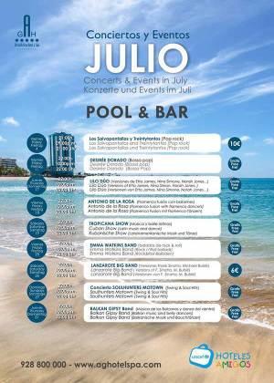 Conciertos y eventos en el Arrecife Gran Hotel & Spa