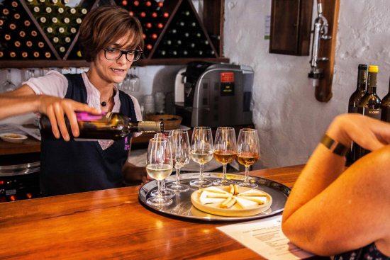 Salon de catas y degustaciones de vino