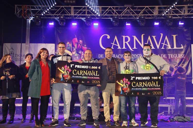 Concurso Murgas y Gala Drag Queen Carnaval Costa Teguise 2018