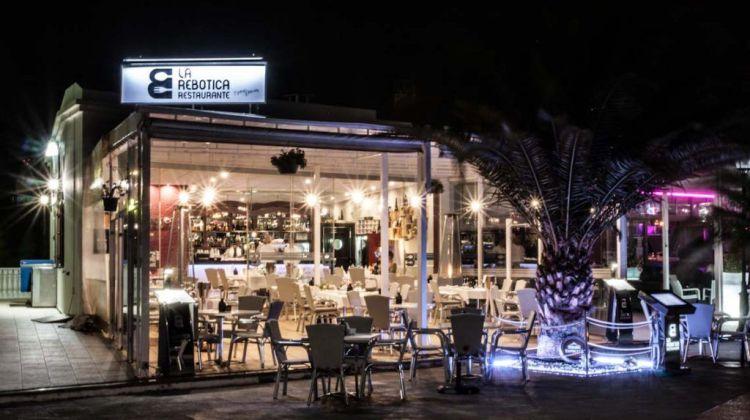 Restaurant La Rebotica (Playa Honda)