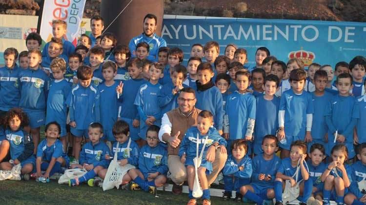 Teguise destinará 591.000 euros a subvenciones deportivas