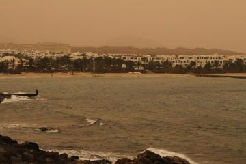 Declarada la situación de alerta por calor y prealerta por calima en Canarias