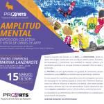 Amplitud Mental, Exposición colectiva de Adislan (Jueves, 15 de marzo)