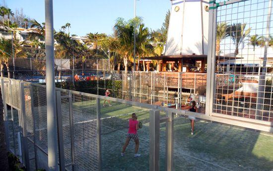 Pádel Centro Deportivo Fariones