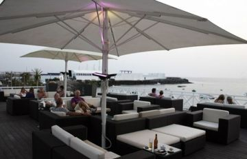 chill out el mirador playa blanca