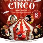 La Caja del Circo en Marina Lanzarote (Viernes, 08 de julio)