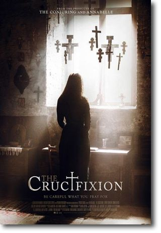 The Crucifixion cines lanzarote