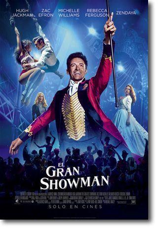 cine atllantida cines lanzarote El gran showman