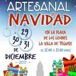 II Feria Artesanal de Navidad Teguise 2017 (Del 29 al 31 de diciembre)